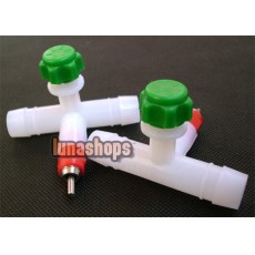 100PCS ball valve nipple drinkers drinker water for poultry chicken chook