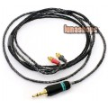 DIY Earphone Upgrade Cable For SHURE SE535 SHURE 425