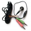 Headset Headphones Earphone w/ Microphone Mic PC Skype