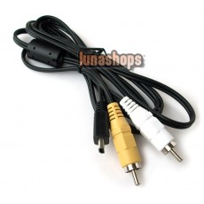 AV Video Cable For Fuji FinePix A205 A205S A210 A310
