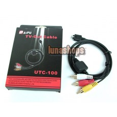 UTC-100 TV Out Cable For LG KC910 KM900 KP500