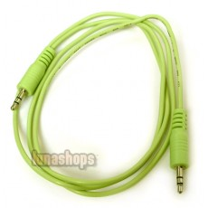Shield 1.2M 3.5mm Male to Male Audio Stereo Extension Cable