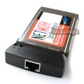 USB 2.0 4 Ports HUB PCMCIA Cardbus Adapter For Laptop