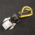 P4 12V 4 Pin Male to Female ATX Power Extension Cable