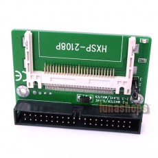 Compact Flash CF to IDE Adapter 40 Pin Male Card