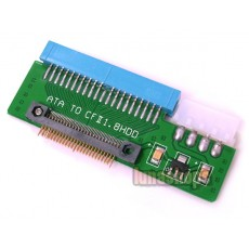 Compact Flash CF II/1.8 HD to ATA 3.5 IDE Adapter for PC