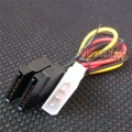 IDE to SATA Serial ATA Splitter Power Cable Connector