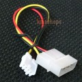 4Pin IDE ATA Power Supply Molex to Floppy Adapter Cable