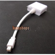 Active Mini Displayport DP to VGA Female cable adapter support ATI Eyefinity