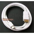 Mini Displayport DP Male to HDMI Male Adapter Cable