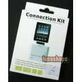 iPad 2 Camera Connection Kit 2in1 USB/SD Card Reader