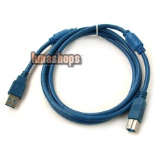 150cm USB 3.0 Type A/B male Super-speed cable for printer scanner modem