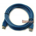 300CM USB 3.0 Male to Female Extension Cord Cable 4.8Gbps