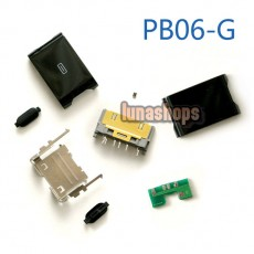 PB06-G DIY Part Handmade Dock for iPod iPhone ipad Line Out LO Hifi Cable