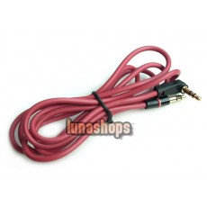 90 Degree 3.5mm Male to Male Upgrade Audio cable For headphone