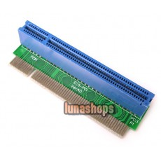 ST8001A PCI Extender 90 Degree Right Riser Expansion Bus Slot Board Card Adapter