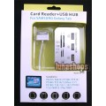 7 In 1 Card Reader + USB HUB for Samsung Galaxy Tab P7500 P7510 P7300 P6810