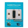 EzODD Plus Link Data Link + USB ODD Share PC To PC File Transfer USB Male Data Cable