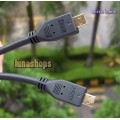 Micro HDMI Male To Micro HDMI Male Adapter Converter Cable 50cm