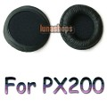 Leather Ear pad Headphones For Sennheiser PX200 II Earpads