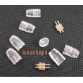 Transparent Shell Ultimate UE tf10 5pro sf3 0.75mm Earphone Pins Plug For DIY Cable