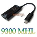 Micro MHL To HDMI Female HDTV Adapter Cable For Samsung Galaxy S3 III i9300 i747