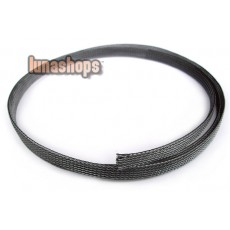1m H-04 Shock proof Shielding net tamper-proof Power Signal Cable For DIY 8-15mm