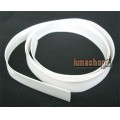 1m Diameter 8mm Heat Shrink Tubing Tube Sleeve Sleeving For diy cable white