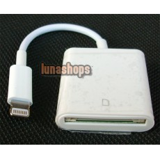 OEM SD Card Camera Reader For 5 IPAD IPOD