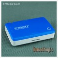 Genuine Pisen 4-IN-1 USB 2.0 MEMORY CARD READER FOR MS Pro Duo
