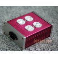 Copper Colour CC COLOUR COLOR-4-RH PLATINUM Power Socket Strip 3 color