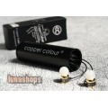Copper Colour CC Mark I Stereo In ear earphone earphone Headset