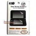 Original Blackhorns Clear Screen Protector for Nintendo 3DS XL/ LL