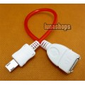 Micro USB Male To USB Female Cable Adapter For wholesale Now JD25