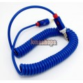 4 Color for choosing 3.5mm male to Male Audio Cable MAX 200cm long Spring Version JD11