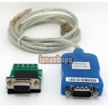 USB 2.0 to RS-485 rs2485 DB9 Serial Converter Adapter Cable