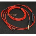 Repair updated Cable with Mic Volume Remote for Samsung Diy earphone Headset etc.