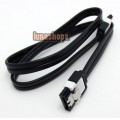 High Speed 20in 50CM SATA 3.0 III 6GB/s High Speed HDD Data Cable Cord PC Drive