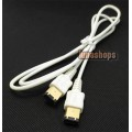 Firewire IEEE 1394 6 Pin Male to Male M/M Cable Cord
