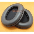 Black Replacement Earpad Cushion ear pad for Sony MDR-7506 and MDR-V6 Headphones