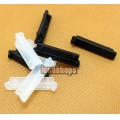 2pcs Silica Gel Dustproof dustfree dust prevention Adapter For SD B Card Female port