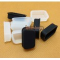 2pcs Silica Gel Dustproof dustfree dust prevention Adapter For DB-9G Rs232 Female port