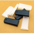 2pcs Silica Gel Dustproof dustfree dust prevention Plug Adapter For US Power Plug port