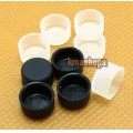 2pcs Silica Gel Dustproof dustfree dust prevention Plug Adapter For PS/2 Female port