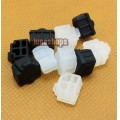 2pcs Silica Gel Dustproof dustfree dust prevention Plug Adapter For Rj11 Female port