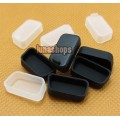 2pcs Silica Gel Dustproof dustfree dust prevention Plug Adapter For VGA-A Female port