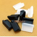 2pcs Silica Gel Dustproof dustfree dust prevention Plug Adapter For USB A2 Female port