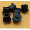 2pcs Silica Gel Dustproof dustfree dust prevention Plug Adapter For USB Scan Print Female port