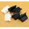 2pcs Silica Gel Dustproof dustfree dust prevention Plug Adapter For USB A3 Female port