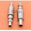 2pcs OEM Male Earphone Pins For Sennheiser HD800 Headphone Cable DIY Adapter